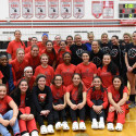 Girls Varsity Volleyball vs Alumni Game 10/28/2017