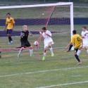 Boys JV Soccer vs Fordson 10-04-2017