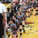 Girls JV Volleyball vs Redford Union 10-10-2017