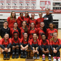 Girls Varsity Volleyball vs Cornerstone Health Tech 11-03-2017