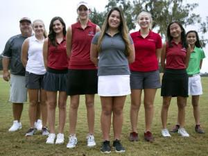 Girls Golf All Big Bend