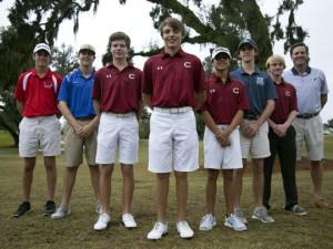Boys Golf All Big Bend