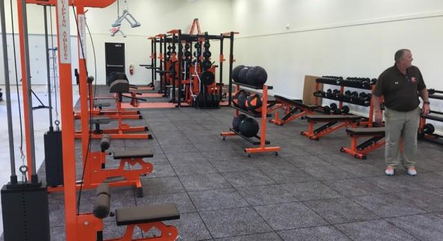 Athletic Training Center Update