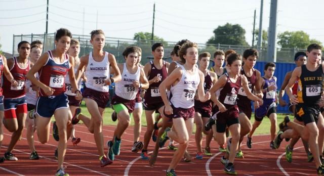 Bulldogs Run at the Ridge
