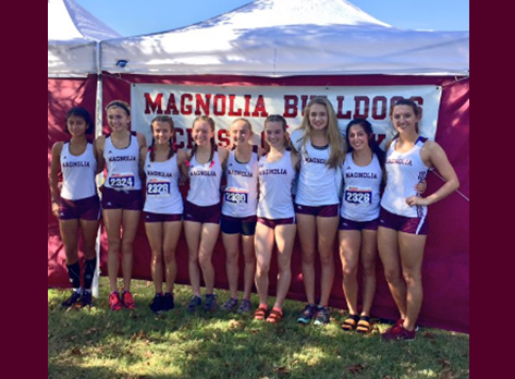 Lady Bulldog  Cross Country- 11th place @ STATE