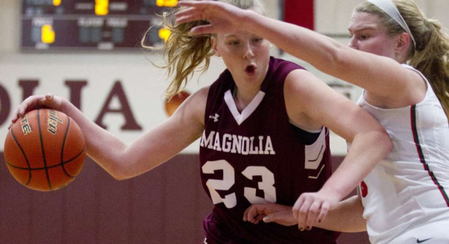 Alexus Wykoff Selected to GHAGBA All Star Team