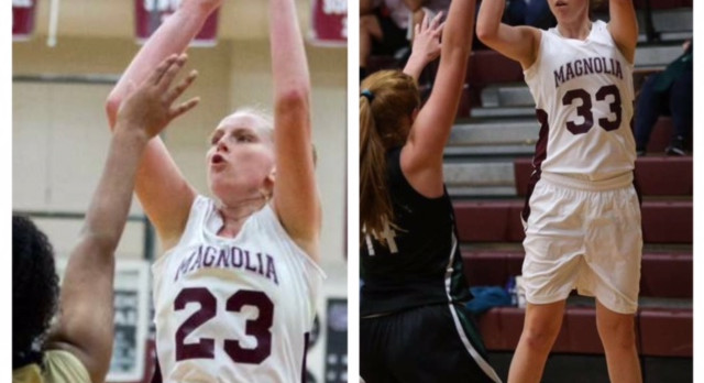 Dalton and Wykoff Selected to TGCA All-State Team