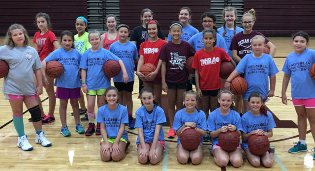 Lady Bulldog Basketball Camp June 5-8