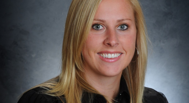 Ashley Farris named new Head Volleyball Coach
