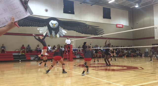 Lady Eagles Take a Tough Loss to Harker Heights