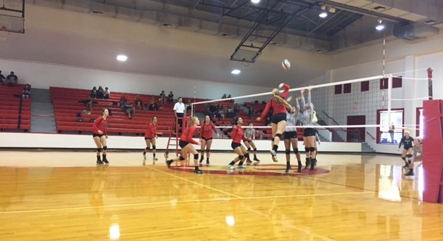 Groesbeck Volleyball Tournament Pool Play Results