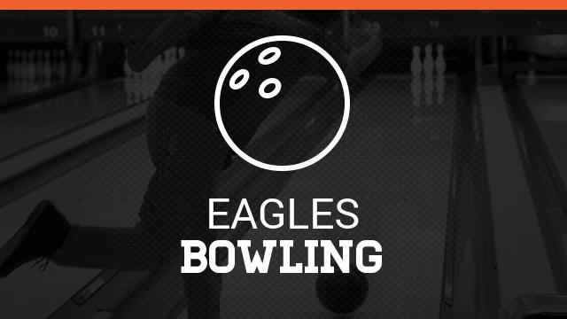 Lady Eagle Bowlers Break School Record in Win vs. Buckeye