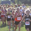Girls Middle School Cross Country 2016