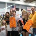SWIMMING AND DIVING 2016 2017