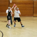 Father / Daughter basketball game