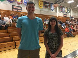 Jacqueline and Andrew - Award of Excellence OHSAA