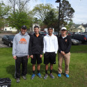 Boys Tennis Sectionals – Oberlin Ohio