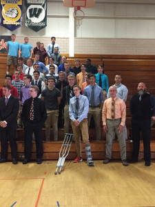 Boys Track and Field Team
