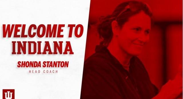 Shonda Spagnola-Stanton NOHS graduate (1991) and NOHS Athletic HOF member (2016) – New Head Coach at the University of Indiana