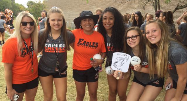 Volleyball Quad Schedule – Rocky River Tournament  JV/Freshman