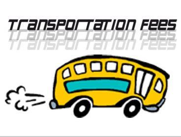 Athletic Transportation Fee Due