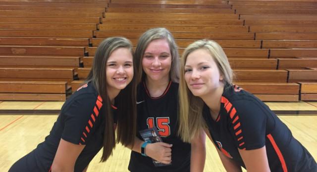 Volleyball Bracket Set – Rocky River Invitational (9-9-17)