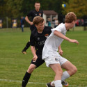 Boys JV Soccer game vs Olmsted Falls 10/11/17