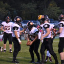 Varsity Football VS Amherst 10-13-17