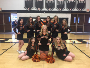 Varsity Cheer 17-18