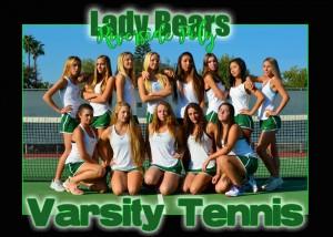 Varsity Tennis 2016
