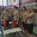 Boys Swim Sectional at Munster