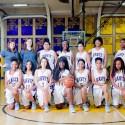 Gavit Girls JV Basketball 2017