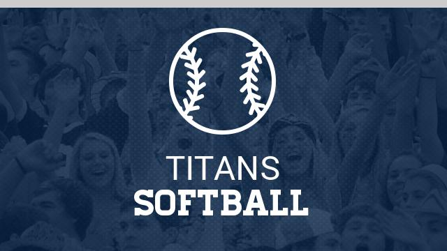 Announcing Your 2017 Varsity Titan Softball Team