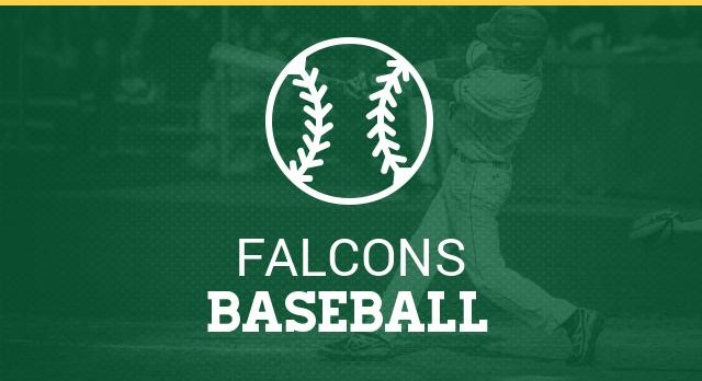 Falcons Baseball Earn a Win vs. Cardinal Newman