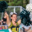 2016 Middle School Cheer vs. HH by @GoFlashWin