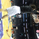Falcons Basketball at Charlotte Hornets