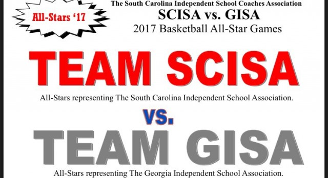 Three Falcons to Play in the SCISA vs. GISA Basketball All-Star Game Saturday