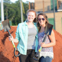 Ben Lippen Softball Complex Groundbreaking
