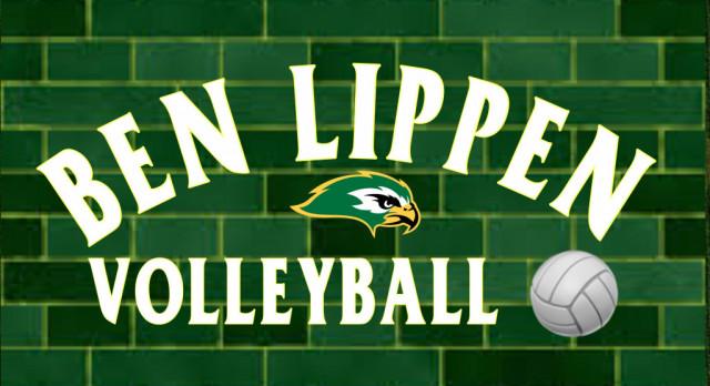 Ben Lippen School Girls Varsity Volleyball beat Northside Christian Academy 3-1