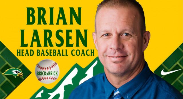 Brian Larsen Named Ben Lippen Head Baseball Coach