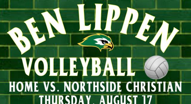 Falcon Volleyball Opens Season at Home Thursday
