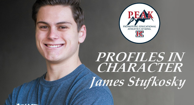 PROFILES IN CHARACTER – JAMES STUFKOSKY