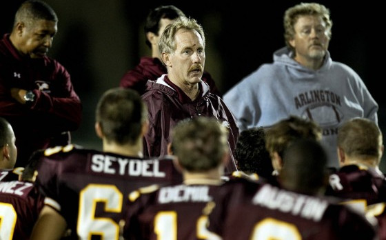 KING HIRES PAT McCARTHY TO LEAD FOOTBALL TEAM