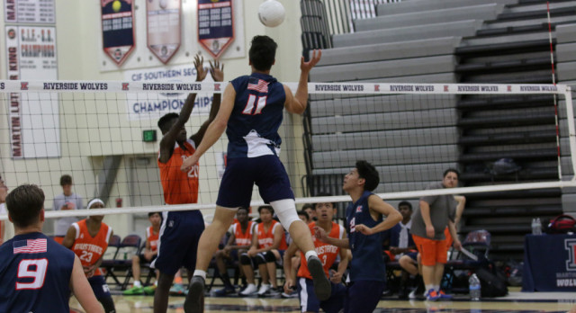 GIRLS AND BOYS VOLLEYBALL SET TO SQUARE OFF