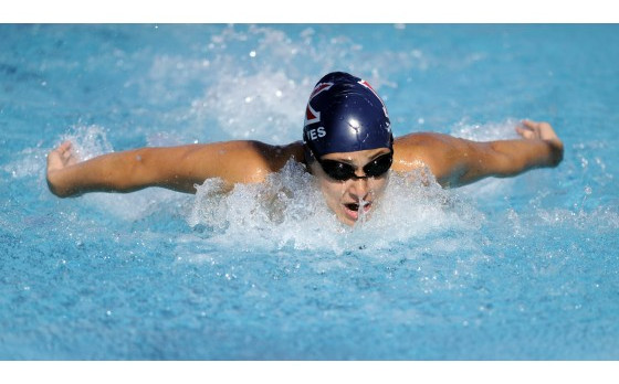 NORCO MEET GOES SWIMMINGLY FOR KING