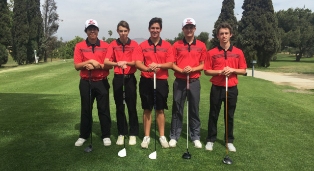 GOLF CARDS OUT 8TH IN CIF REGIONALS