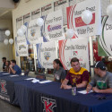 Letter of Intent Spring Signings