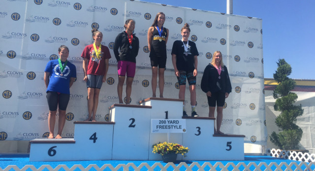 VITORT AND SWIM RELAY PLACE WELL AT STATE CHAMPIONSHIPS