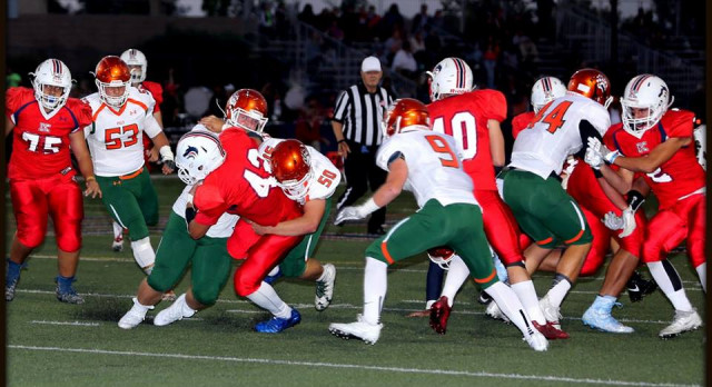 WIN OVER POLY GOES A LONG WAY