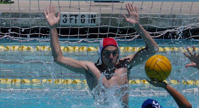 POLO COMES OUT WITH 3-2 SPLIT IN BIG 8 TOURNEY